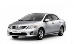 Автомобильные коврики EVA Toyota Corolla X E140/150 (2006-2013)