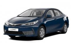 Автомобильные коврики EVA Toyota Corolla XI E160/E170 (2013-2019)
