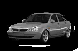 Автомобильные коврики EVA Lada Priora седан (2007-2018)