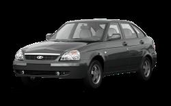 Автомобильные коврики EVA Lada Priora хэтчбек (2007-2018)
