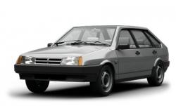 Автомобильные коврики EVA Lada Samara I 2108/2109 (1984-2004)