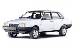 Автомобильные коврики EVA Lada Samara I 21099 (1990-2004)
