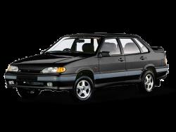 Автомобильные коврики EVA Lada Samara II 2115 (1997-2012)