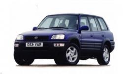 Автомобильные коврики EVA Toyota RAV4 I XA10 5D (1994-2000)