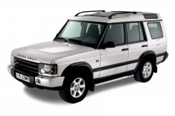 Автомобильные коврики EVA Land Rover Discovery II (1998-2004)