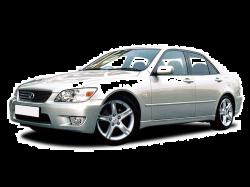 Автомобильные коврики EVA Lexus IS I 200/300 (1999-2005)