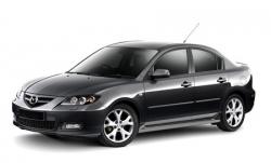 Автомобильные коврики EVA Mazda 3 I BK седан (2003-2009)