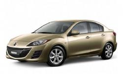 Автомобильные коврики EVA Mazda 3 II BL седан (2009-2013)