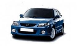 Автомобильные коврики EVA Mazda 323 VI BJ хэтчбек 5D (1998-2003)