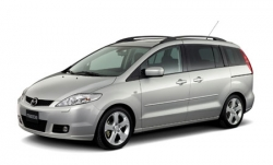 Автомобильные коврики EVA Mazda 5 II CR (2005-2010)