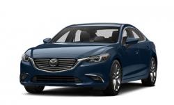 Автомобильные коврики EVA Mazda 6 III GJ рестайлинг (2015->)