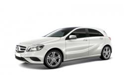 Автомобильные коврики EVA Mercedes-Benz A W176 (2012-2018)
