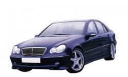 Автомобильные коврики EVA Mercedes-Benz C W203 (2000-2006)