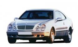Автомобильные коврики EVA Mercedes-Benz CLK W208 (1997-2003)