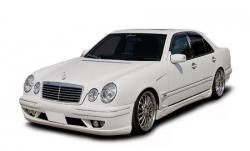Автомобильные коврики EVA Mercedes-Benz E W210 (1995-2002)