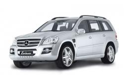 Автомобильные коврики EVA Mercedes-Benz GL X164 (2006-2012)
