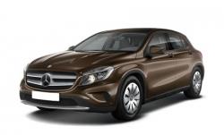 Автомобильные коврики EVA Mercedes-Benz GLA X156 (2013->)