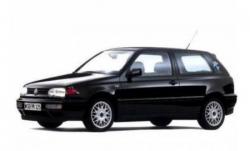 Автомобильные коврики EVA Volkswagen Golf III (1991-1997)