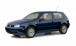 Автомобильные коврики EVA Volkswagen Golf IV (1997-2003)