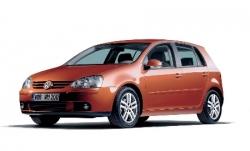 Автомобильные коврики EVA Volkswagen Golf V (2003-2009)