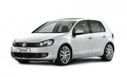 Автомобильные коврики EVA Volkswagen Golf VI (2008-2012)