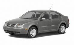 Автомобильные коврики EVA Volkswagen Jetta IV (1998-2005)