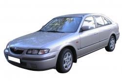 Автомобильные коврики EVA Mazda 626 GF (1997-2002)