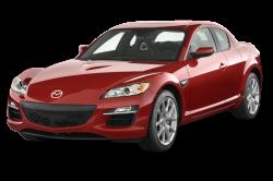 Автомобильные коврики EVA Mazda RX-8, правый руль (2003-2012)