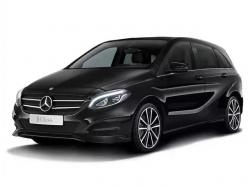 Автомобильные коврики EVA Mercedes-Benz B W246 (2011-2018)