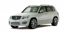 Автомобильные коврики EVA Mercedes-Benz GLK X204 (2008-2015)