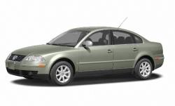 Автомобильные коврики EVA Volkswagen Passat B5 (1996-2001)