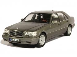 Автомобильные коврики EVA Mercedes-Benz S W140 (1991-1999)