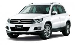 Автомобильные коврики EVA Volkswagen Tiguan I (2007-2016)