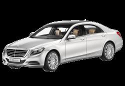 Автомобильные коврики EVA Mercedes-Benz S W222 (2013->)