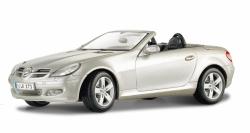 Автомобильные коврики EVA Mercedes-Benz SLK R170 (1996-2004)