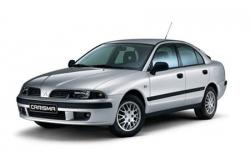 Автомобильные коврики EVA Mitsubishi Carisma (1995-2004)
