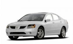 Автомобильные коврики EVA Mitsubishi Galant IX (2003-2012)