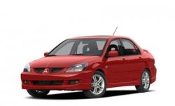 Автомобильные коврики EVA Mitsubishi Lancer IX седан (2000-2007)