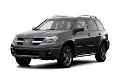Автомобильные коврики EVA Mitsubishi Outlander I (2002-2008)