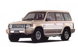 Автомобильные коврики EVA Mitsubishi Pajero II 5D (1991-2004)