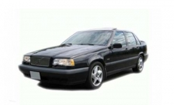 Автомобильные коврики EVA Volvo 850 (1991-1997)