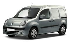 Автомобильные коврики EVA Renault Kangoo II 5D (2007->)