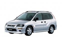 Автомобильные коврики EVA Mitsubishi RVR (1997–2002)