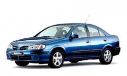 Автомобильные коврики EVA Nissan Almera N16 седан (2000-2006)