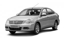Автомобильные коврики EVA Nissan Almera G15 (2012-2018)