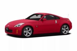 Автомобильные коврики EVA Nissan 350Z (2002-2008)