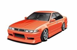 Автомобильные коврики EVA Nissan Cefiro V A33, правый руль (1999-2003)
