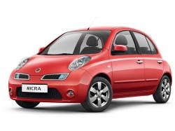 Автомобильные коврики EVA Nissan Micra III K12 (2003-2010)