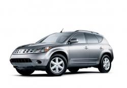 Автомобильные коврики EVA Nissan Murano I Z50 (2002-2008)