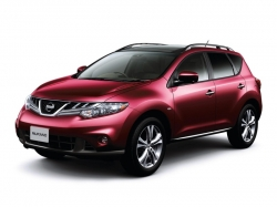 Автомобильные коврики EVA Nissan Murano II Z51 (2008-2015)